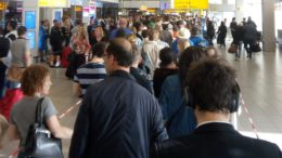 Chaos Schiphol