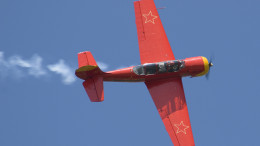 Airplane Red