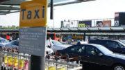 taxi schiphol