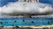 nucleaire paddestoelwolk