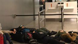 wacbtenden op eindhoven airport